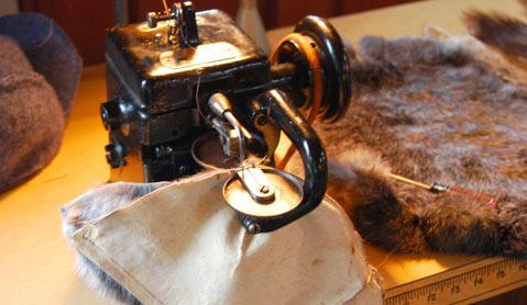 Fur repair service