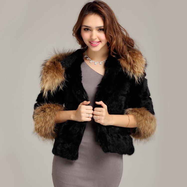 fur jacket winter trends