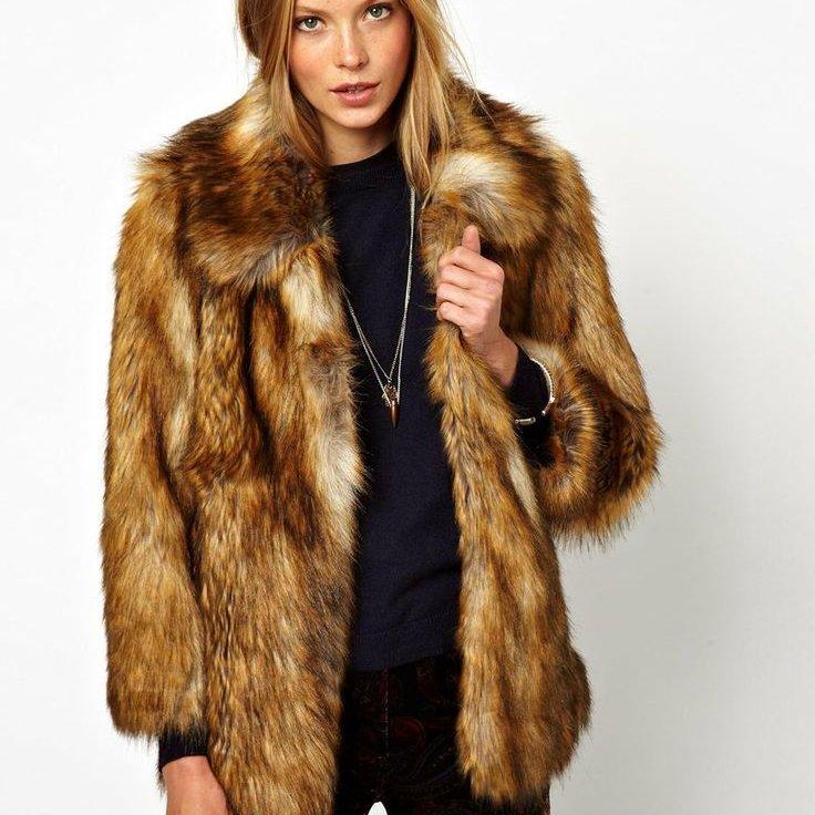 fur coats winter trend