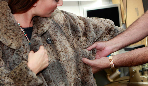 Fur remodelling service in London