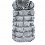 Grey Vintage Fur front side